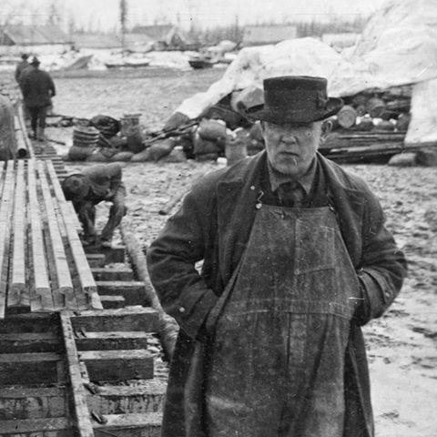 1915 Alaskan Railroad
