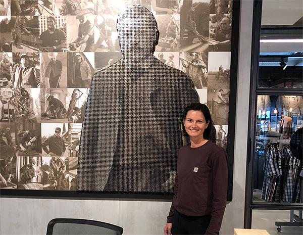 Rachel In Amsterdam - September 2018