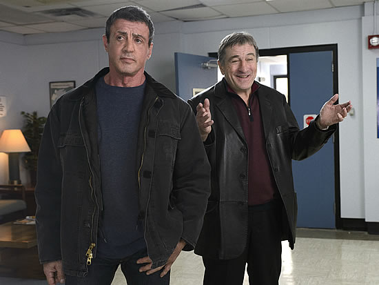 Sylvester Stallone in Grudge Match